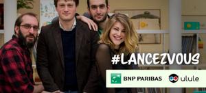 #LancezVous - BNP Paribas